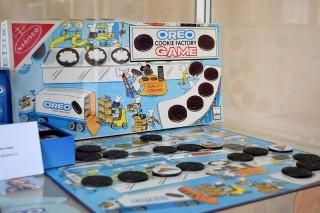 Das Oreo Cookie Factory Game.