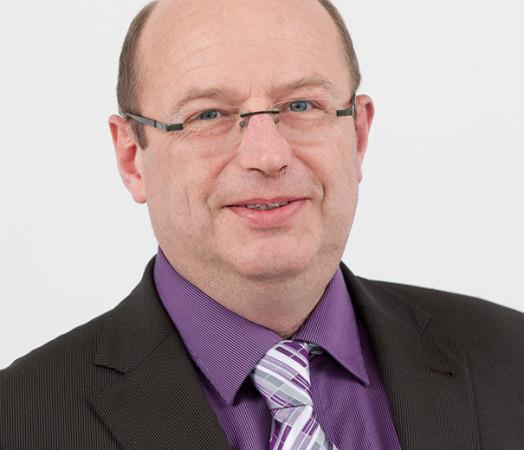 Dr. Jochen Friedrich, Leiter der Abteilung Materialien am Fraunhofer Institut für Integrierte Systeme und Bauelementetechnologie IISB. Bildnachweis: Kurt Fuchs/ Fraunhofer IISB