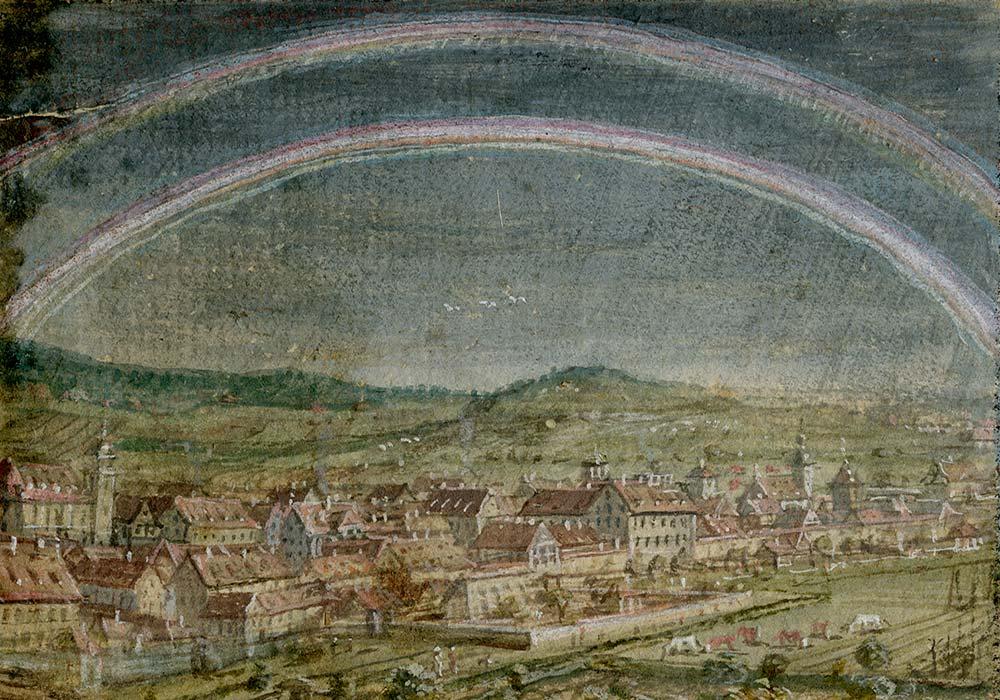 Altdorf von Südwesten.